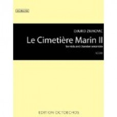 LE CIMETIERE MARIN II  (SS-5073) by D. Zivkovic