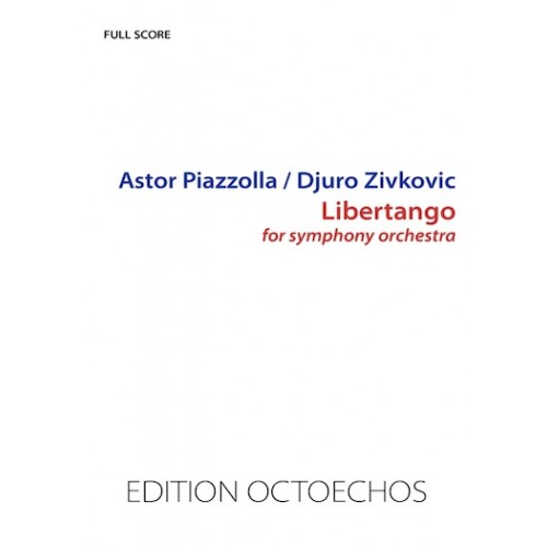Libertango by Astor Piazzolla (BIG ORCHESTRA, a3)