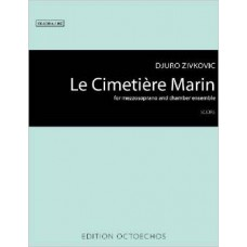 LE CIMETIERE MARIN (SS-5070) by D. Zivkovic