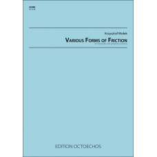 """Various Forms of Friction"" for Cello and Orchestra by K. Wołek"