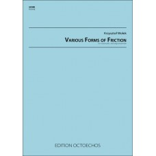 """Various Forms of Friction"" for Cello and Large Ensemble by K. Wołek"